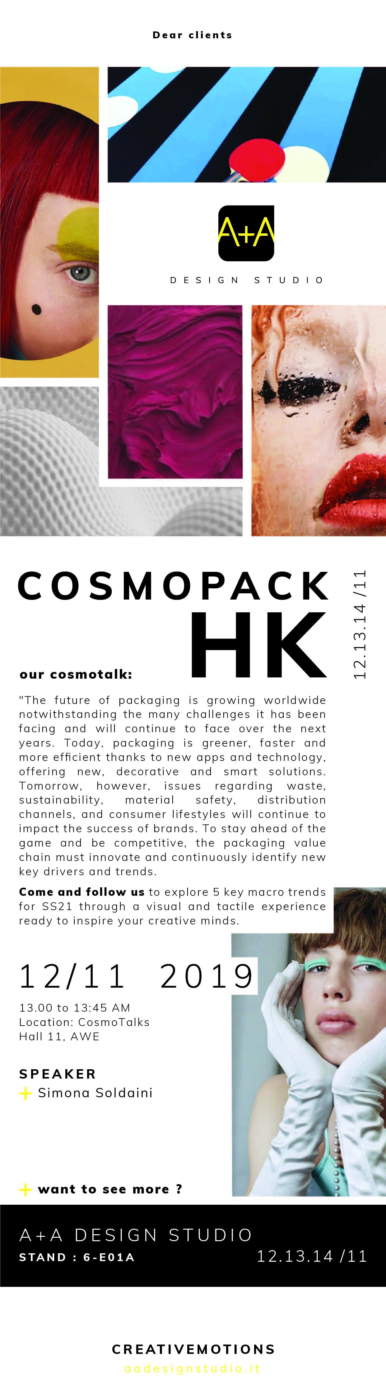 invito COSMOPACK HK-01
